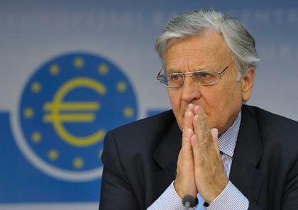 Muss jetzt auf die Bremse treten: EZB-Lenker Trichet