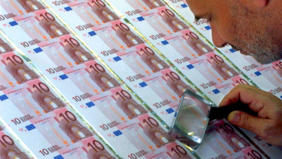 Notenpresse: Nicht nur EZB und Fed setzen auf das Gelddrucken, um die Krise zu überwinden