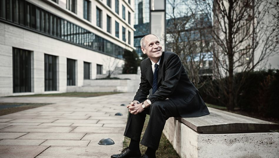 Diffuses Unwohlsein: Investor Hendrik Leber