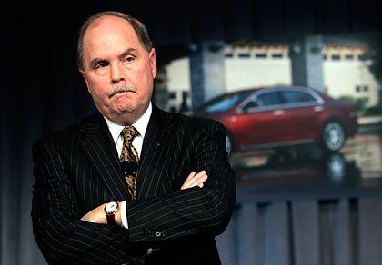 """GM-Chef Henderson: """"Wir brauchen die Unterstützung"""""""
