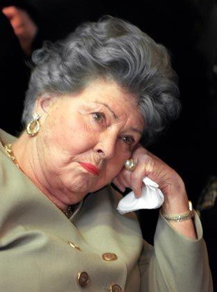 Königin der Schnittmuster: Aenne Burda ist im Alter von 96 Jahren gestorben
