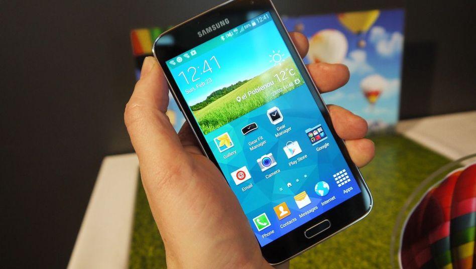 Galaxy S5: Samsung bringt sein neues Flagschiff im April auf den Markt