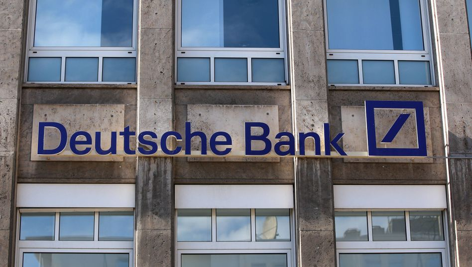 Deutsche-Bank-Filiale in Dortmund