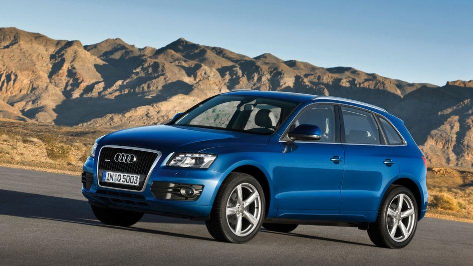 Audi Q5: Der Sportgeländewagen könnte bald aus mexikanischer Produktion kommen - doch in Wolfsburg hat der Plan nicht nur Freunde