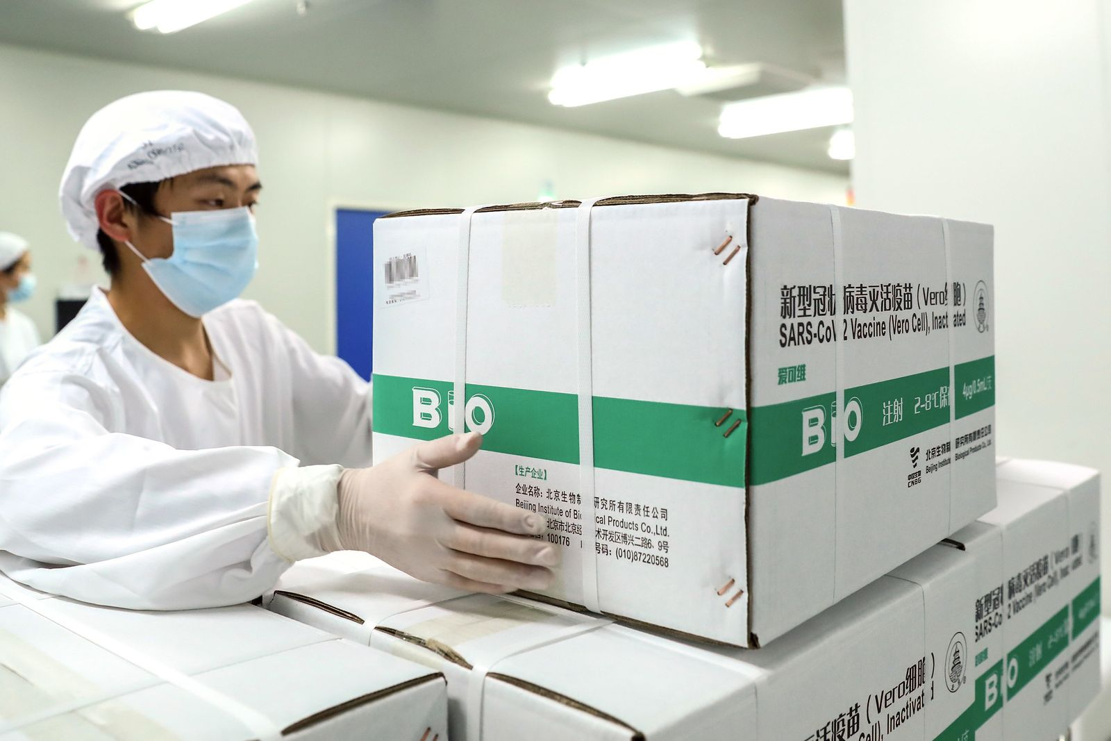 China lässt ersten Corona-Impfstoff offiziell zu