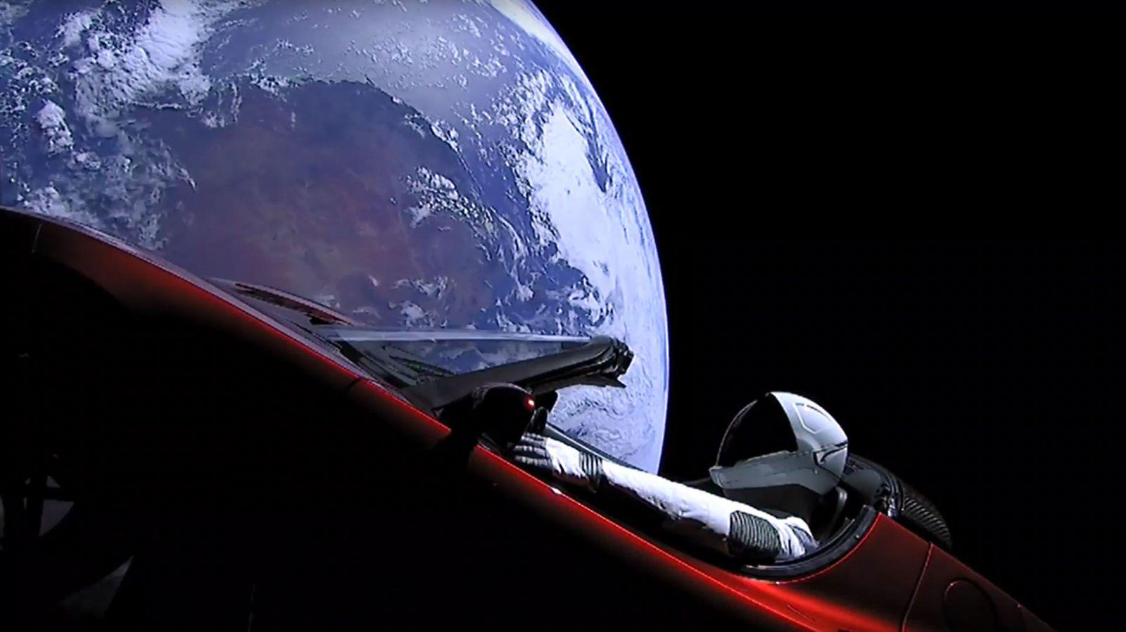 SpaceX CEO Elon Musks / Tesla
