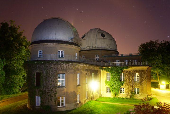 Himmlische Freuden: Die Sternwarte Babelsberg