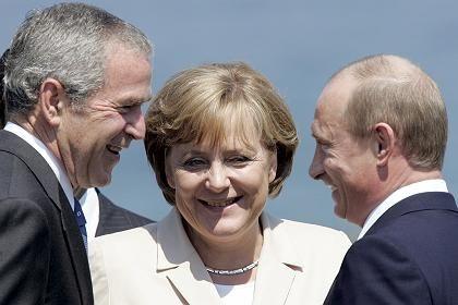 Gebesserte Stimmung: Zwischen den USA und Russland scheinen sich einige Wogen geglättet zu haben