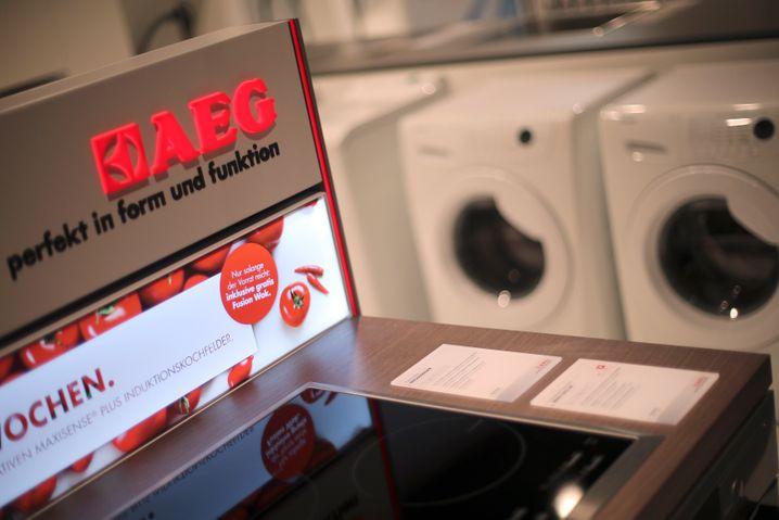 AEG-Waschmaschinen: Die Marke gibt es noch, den Konzern längst nicht mehr