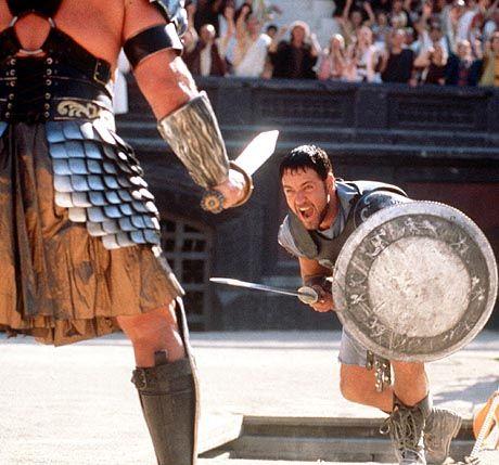 "Preisgekrönter ""Gladiator"""