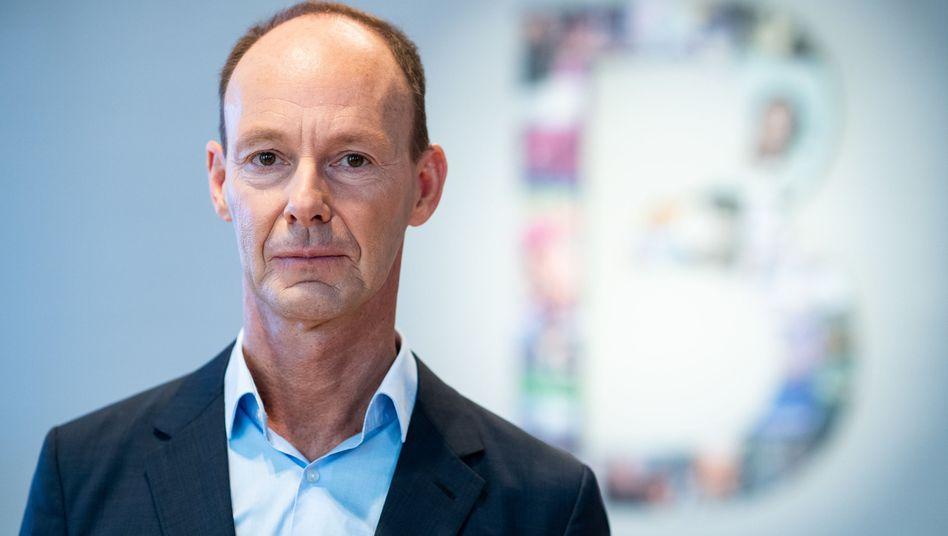 Thomas Rabe: Vorstandschef beim Medienkonzern Bertelsmann und künftig auch Aufsichtsratschef bei Adidas. Manche Kritiker halten die Belastung in zwei so bedeutenden Positionen für zu groß
