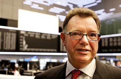 Verhandelt wieder: Deutsche-Börse-Chef Francioni