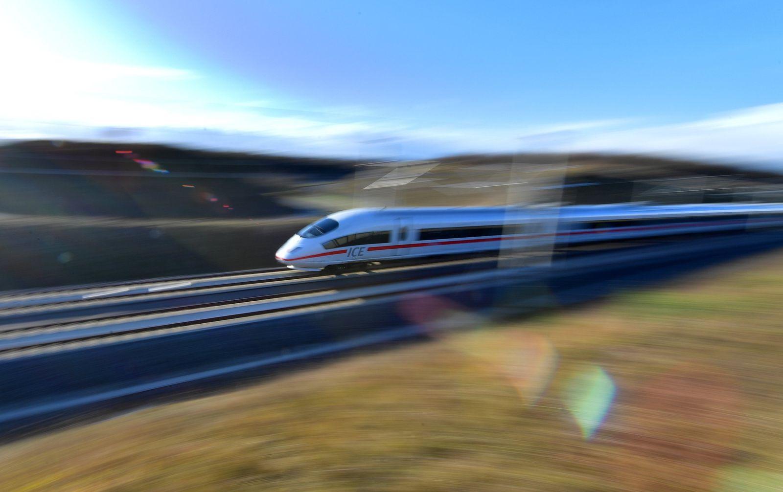 Pakt zur Zukunft der Schiene