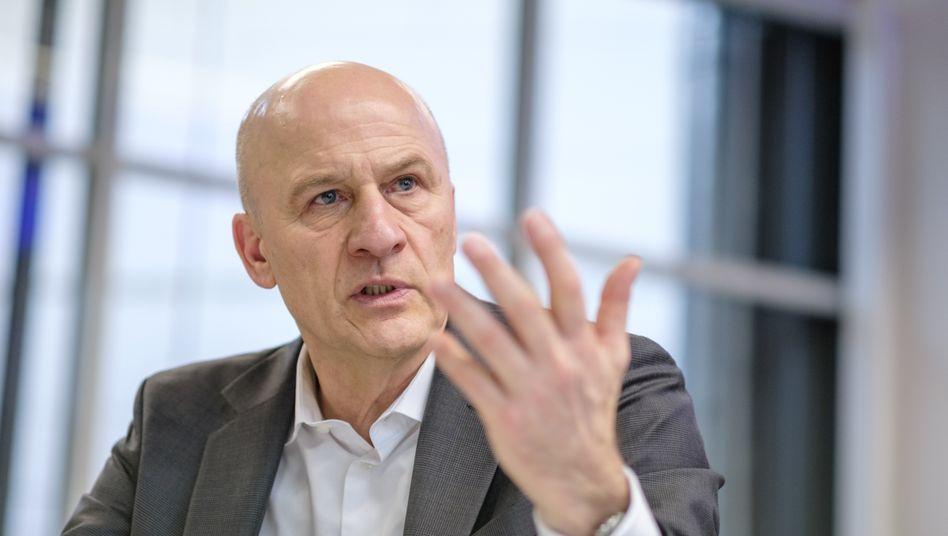 Will sich mehr um die Familie kümmern: VW-Finanzvorstand Frank Witter geht auf dem Höhepunkt.