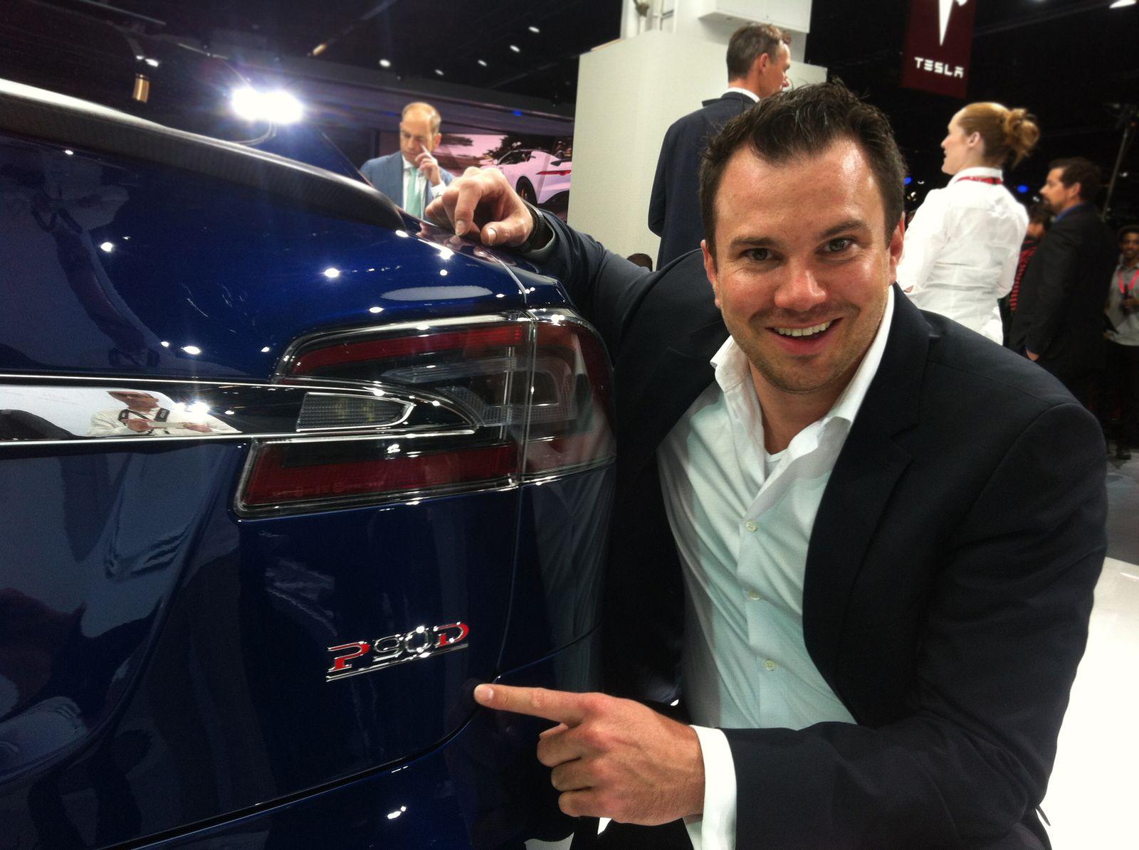 Jochen Rudat / Tesla