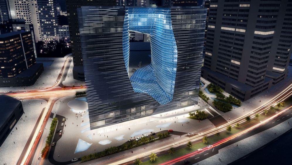 Architektur: Dubais neues Zaha-Hadid-Hotel
