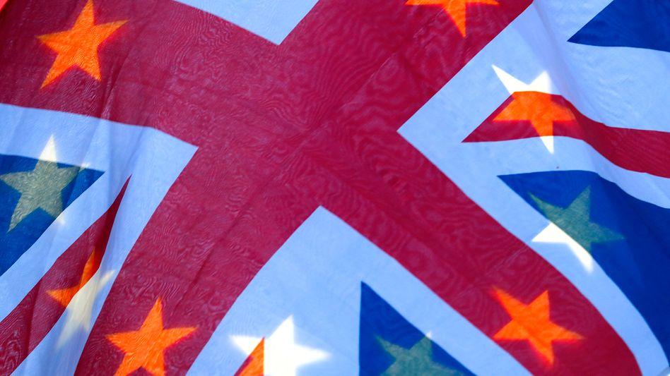 Union Jack, EU-Flagge: Quo Vadis, Britannia?