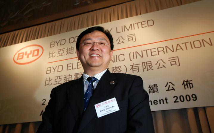 BYD-Gründer Wang Chuanfu: Zu viel versprochen, zu wenig gehalten