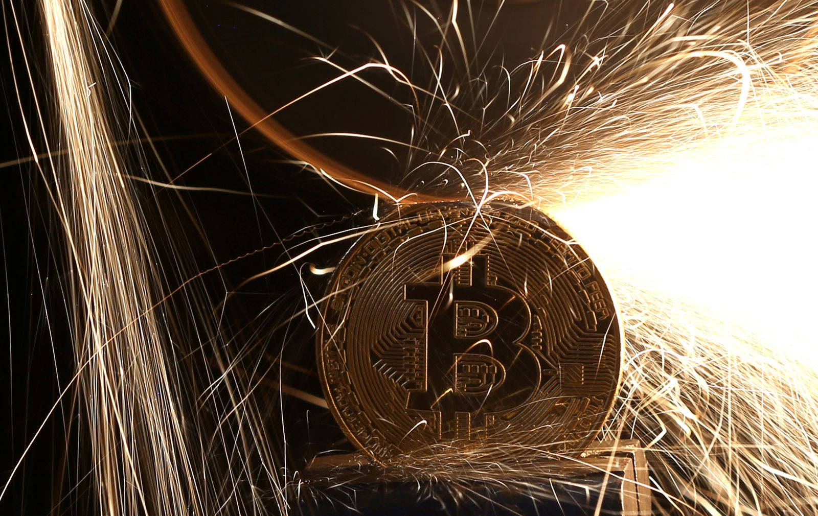 Bitcoin Funken