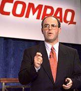 Noch-Compaq-Chef Capellas: Dem Junior bleibt keine Wahl