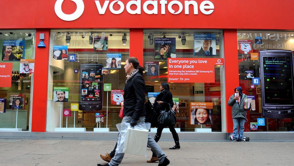 Vodafone: Mitarbeiter sind offenbar skeptisch über die Leistungsstärke der hauseigenen Produkte