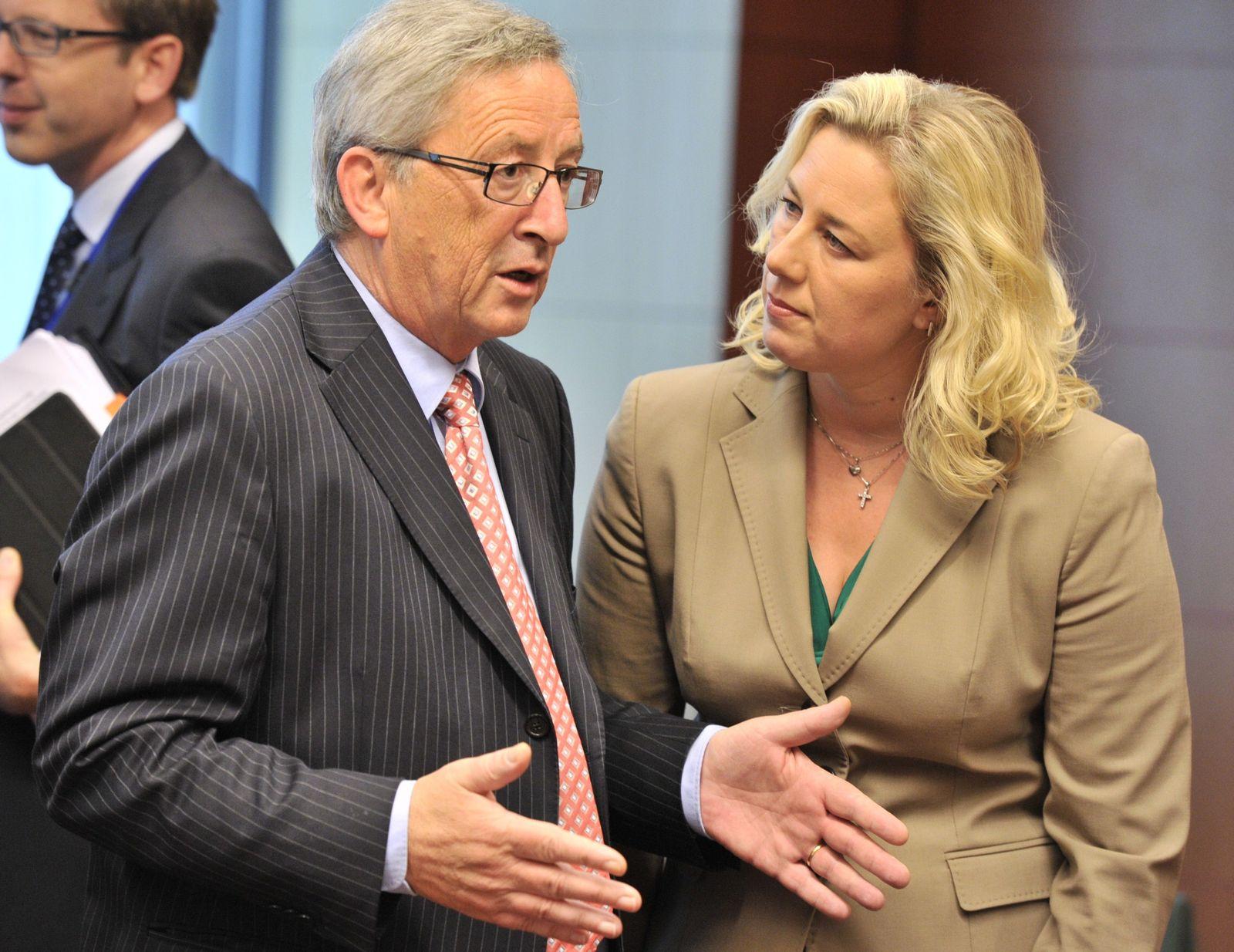Juncker / Urpilainen