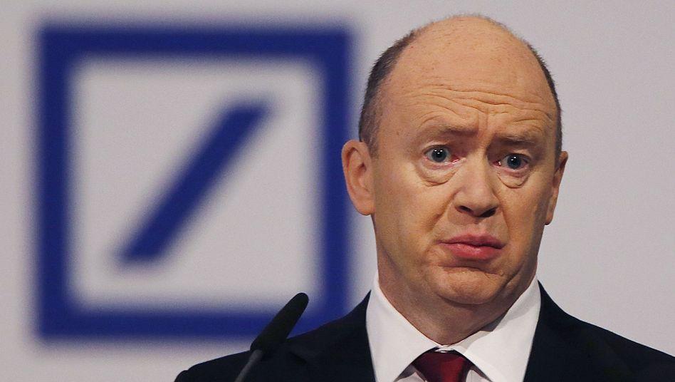 John Cryan: Kommt der Chef der Deutschen Bank ohne Kapitalerhöhung aus? Manche Beobachter bezweifeln das