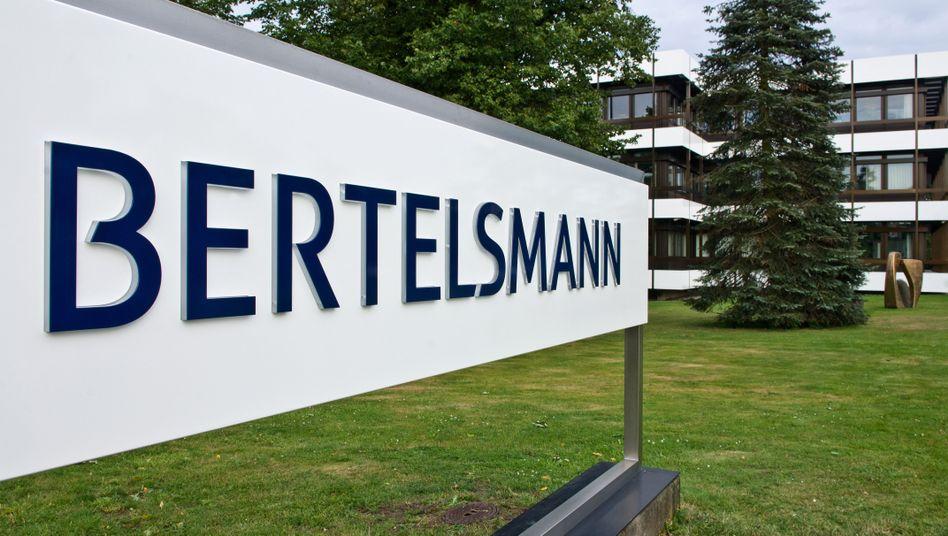 Bertelsmann-Zentrale in Gütersloh: Neuer Digital-Manager kommt von Burda