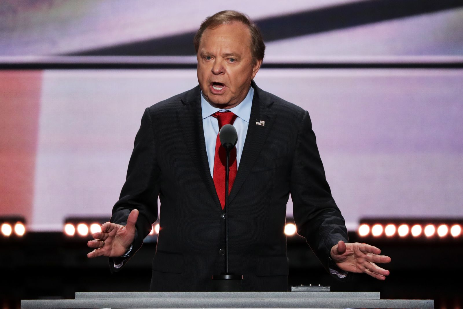 Republican National Convention/ Harold Hamm