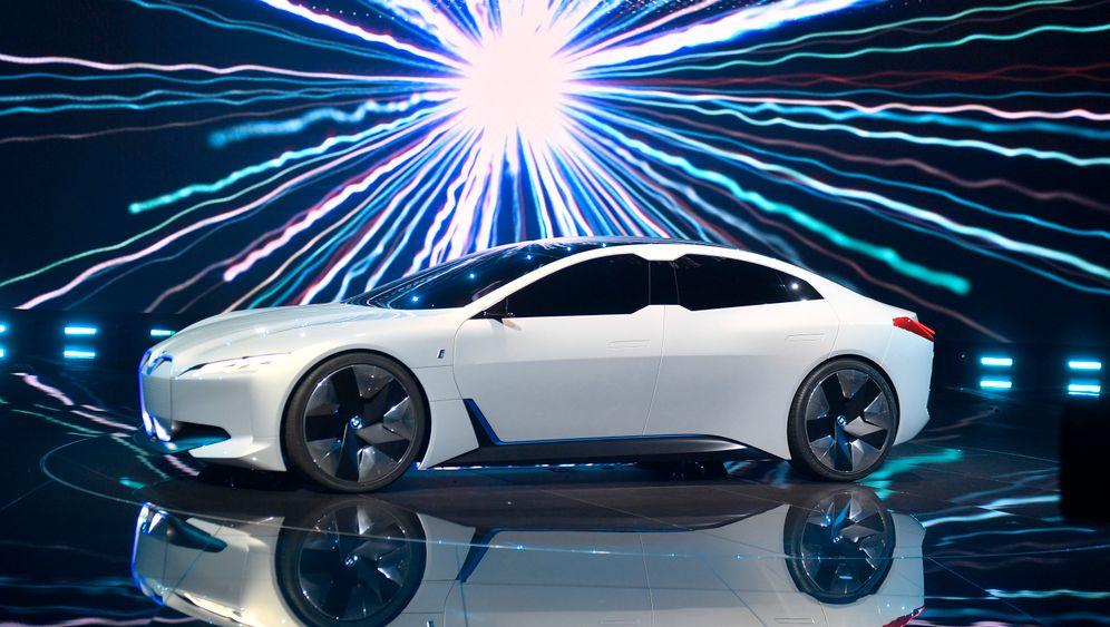 Schicksalsmesse IAA 2017: Das sind die spannendsten Modelle von Daimler, BMW und VW