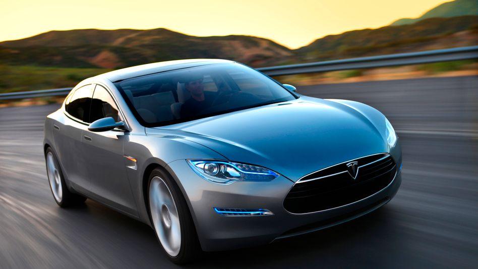 Model S: Mit diesem Modell will Tesla in China punkten - doch es gibt Probleme