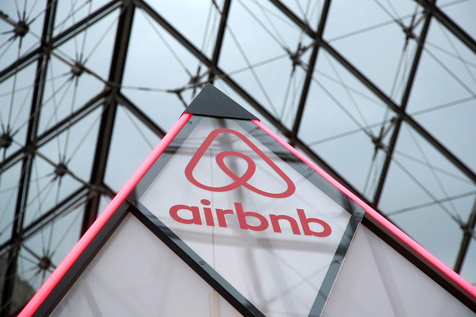Airbnb Logo / Pyramide