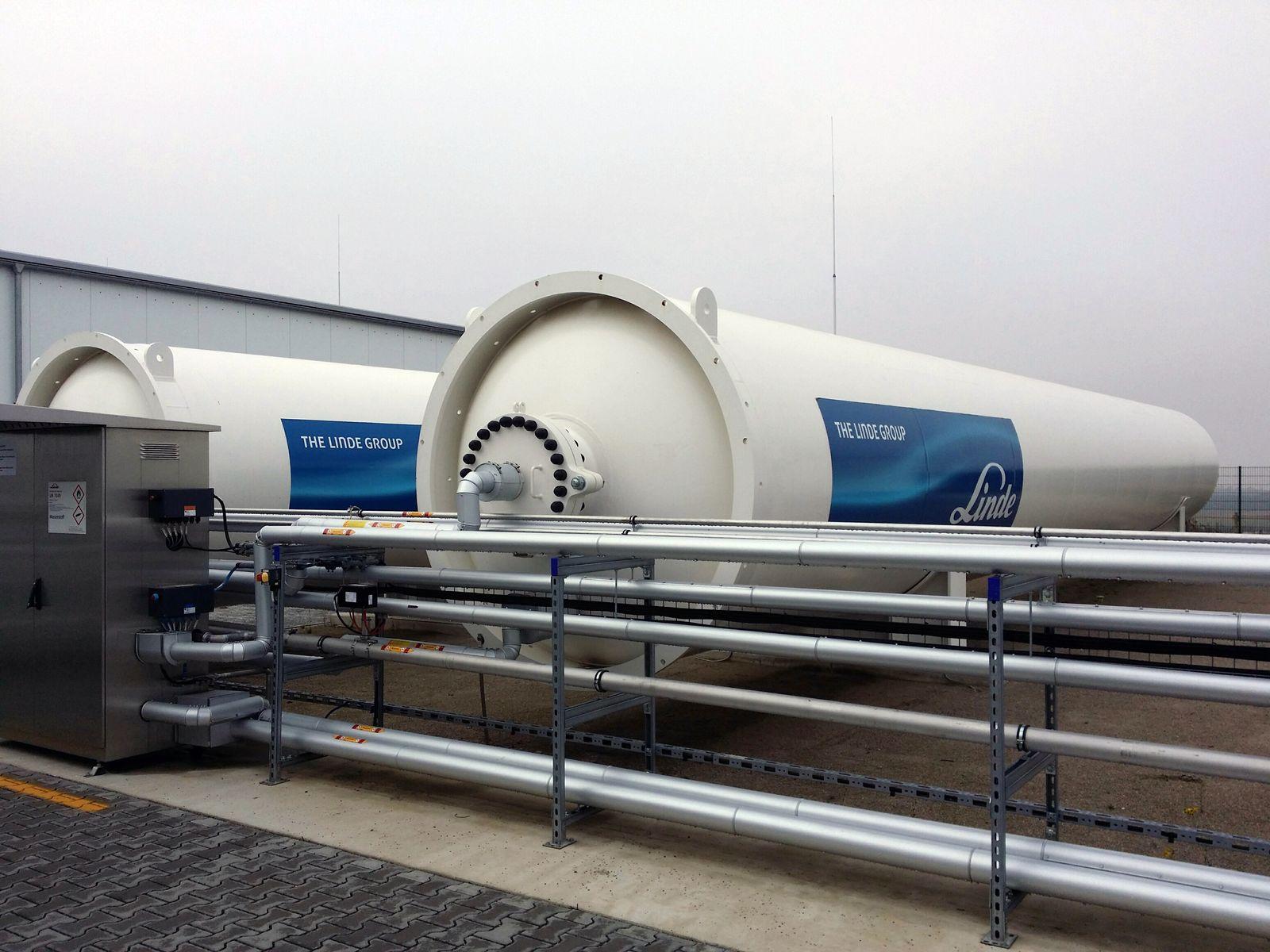 power2gas Energiepark in Mainz