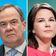 SPD überholt Grüne und rückt dicht an Union heran