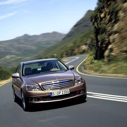 Neue C-Klasse: Per Ende November verkaufte die Mercedes-Markengruppe insgesamt weltweit knapp 1,1 Millionen Autos