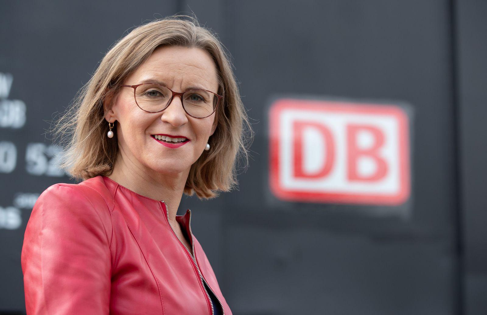 DB-Cargo-Chefin Sigrid Nikutta
