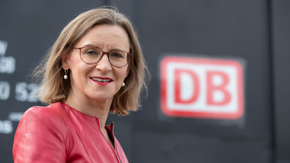 DB-Vorstand SigridNikutta