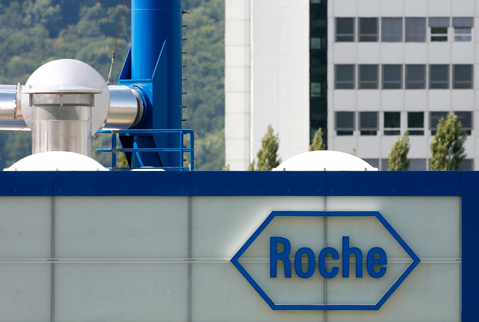 Roche / Schweiz / Fabrik / Pharma