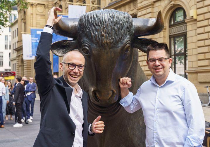 Rekordjahr in Sicht: Einer der Börsengänge in diesem Jahr war der des Onlineoptikers Mister Spex