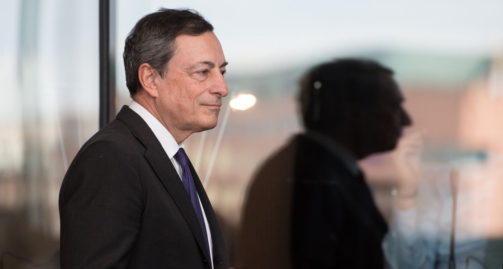 EZB-Präsident Mario Draghi / Bundestag