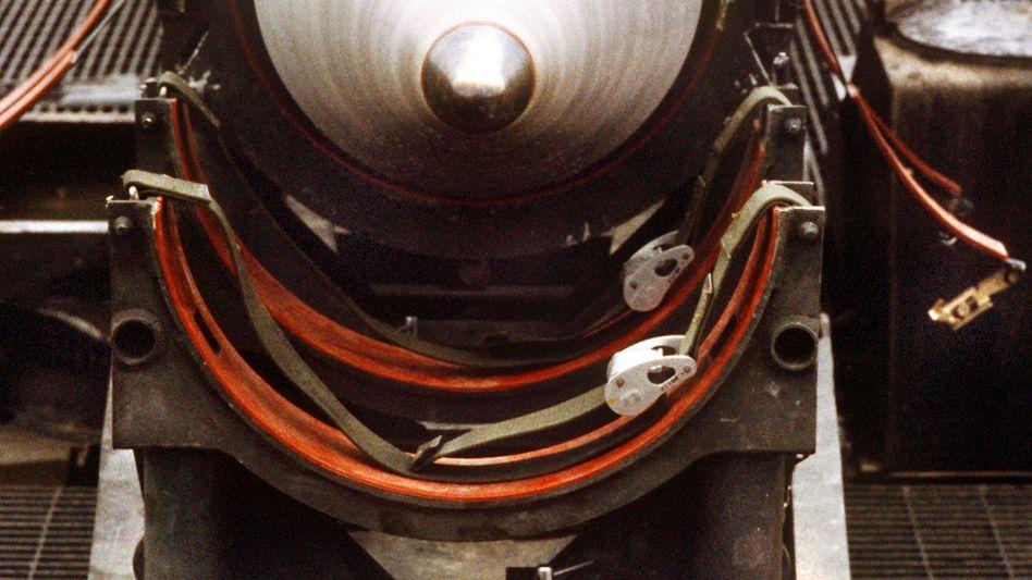 Pershing II-Rakete im schwäbischen Mutlangen (Mai 1987): Droht Europa ein neues Wettrüsten?