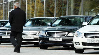 Am Vertrieb vorbei: So genannte Graumarktgeschäfte holen einen ehemaligen Daimler-Manager wieder ein