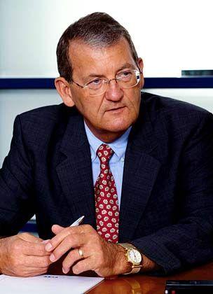Abgang nach sieben Jahren: Horst Enzelmüller
