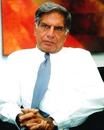 Hofft auf Synergieeffekte: Konzernchef Tata