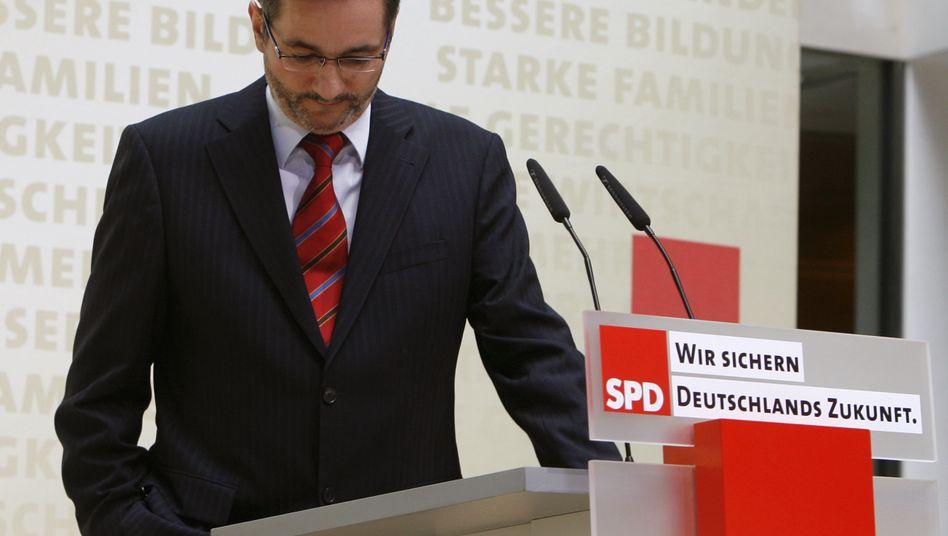 Platzeck: Der gesundheitlich angeschlagene Ministerpräsident tritt zurück