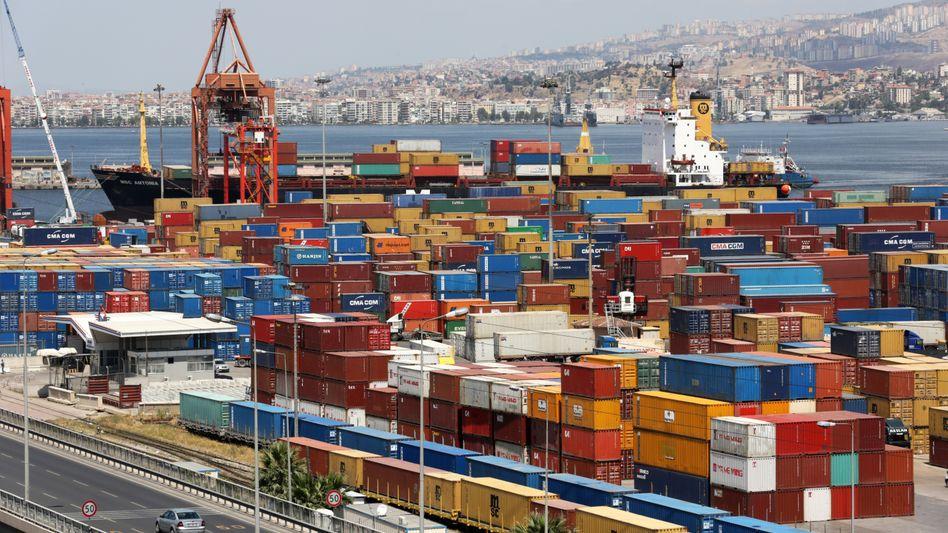 Türkei: Nach Flaute wächst die Wirtschaft wieder leicht