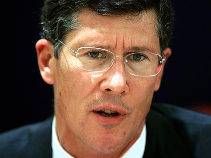 45 Millionen Dollar plus X: Neu-Merrill-Lynch-Chef John Thain