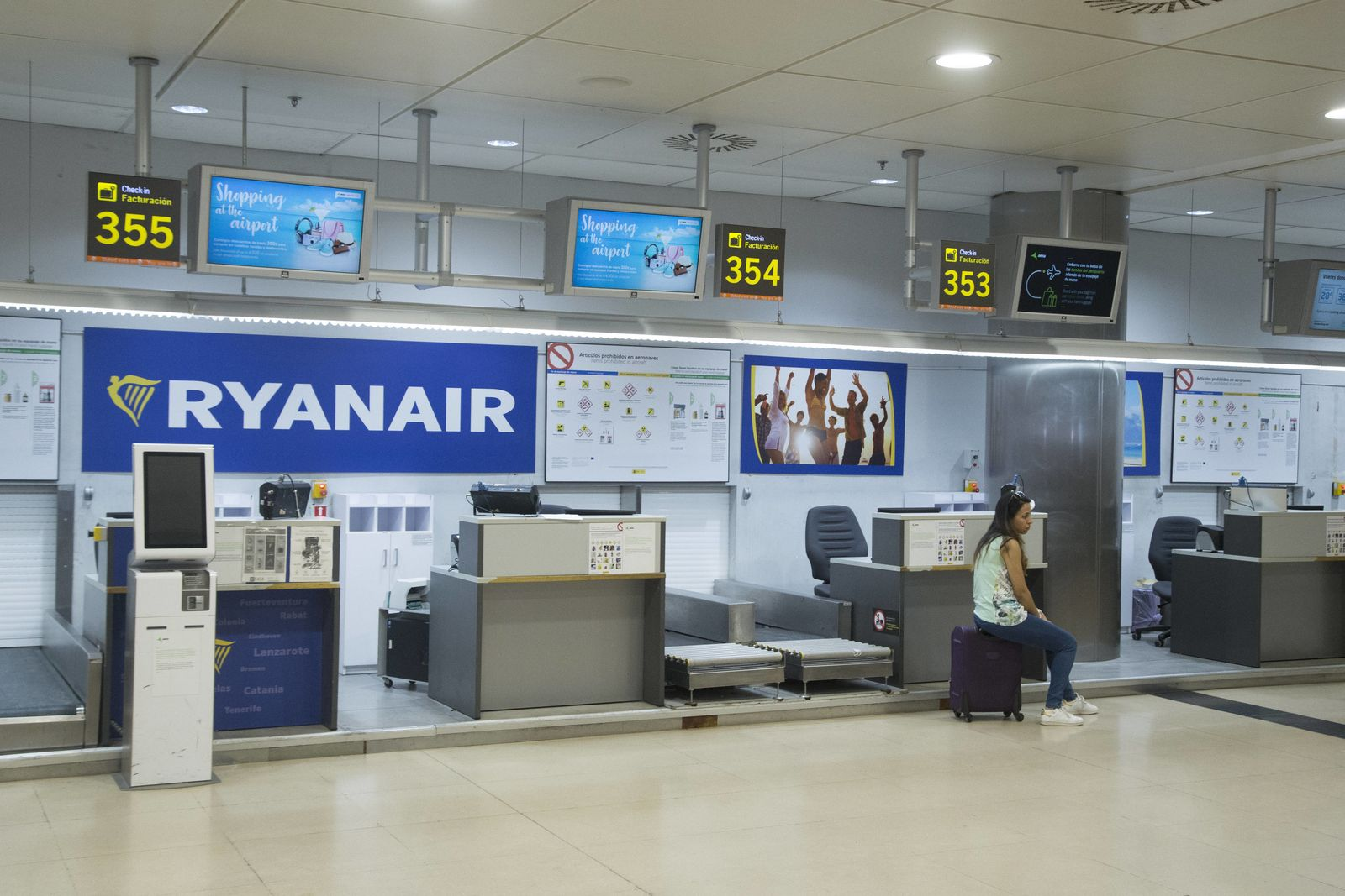 Flugbegleiterstreik bei Ryanair