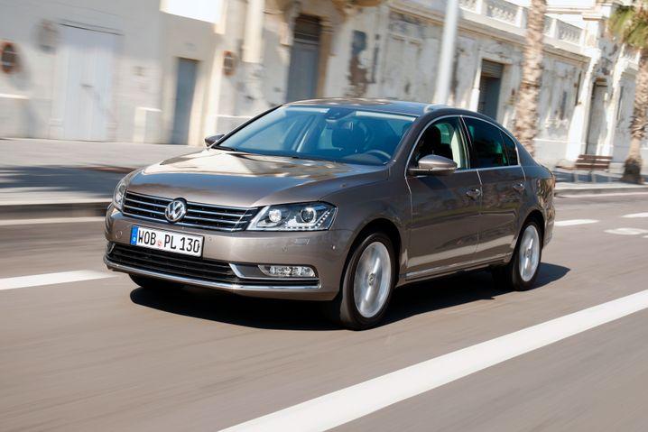 VW Passat: Verkaufssieger in der Mittelklasse