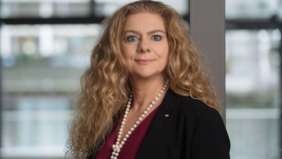 Sabina Jeschke: Die Vorständin für Digitalisierung und Technik soll ab Januar auch den Bereich Fahrzeuginstandhaltung übernehmen